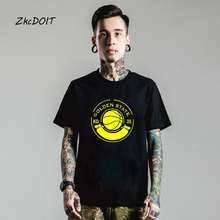 Brand clothing tee shirt homme 2017 new design #35 Kevin Durant jersey golden state letter print basketball t-shirt male,tx2468