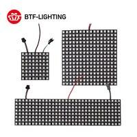 WS2812B RGB Led Panel Screen 8x8/8x32/16x16/20x50 pixels WS2812 IC Chip Individueel Adresseerbare Full Color Panel DC5V