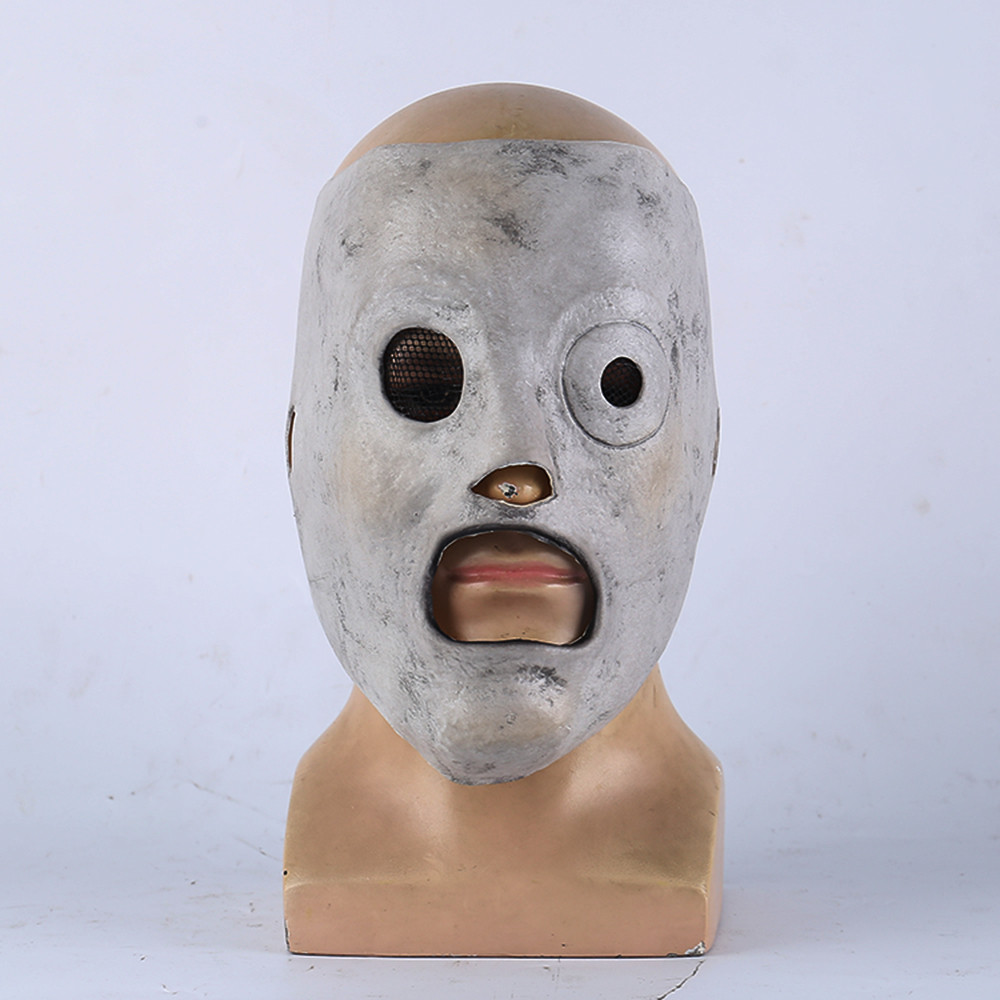 Image 5 - Cool New Slipknot Mask Corey Taylor Cosplay Latex Mask TV Slipknot Mask Halloween Cosplay Costume Props 3 Types-in Boys Costume Accessories from Novelty & Special Use