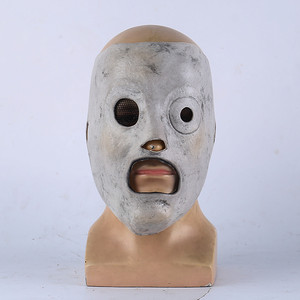 Image 5 - Cool New Slipknot Mask Corey Taylor Cosplay Latex Mask TV Slipknot Mask Halloween Cosplay Costume Props 3 Types