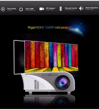 800*480 MINI LCD projector Android  WIFIh LED Smart 3D Portable Proyector 300inch Screen