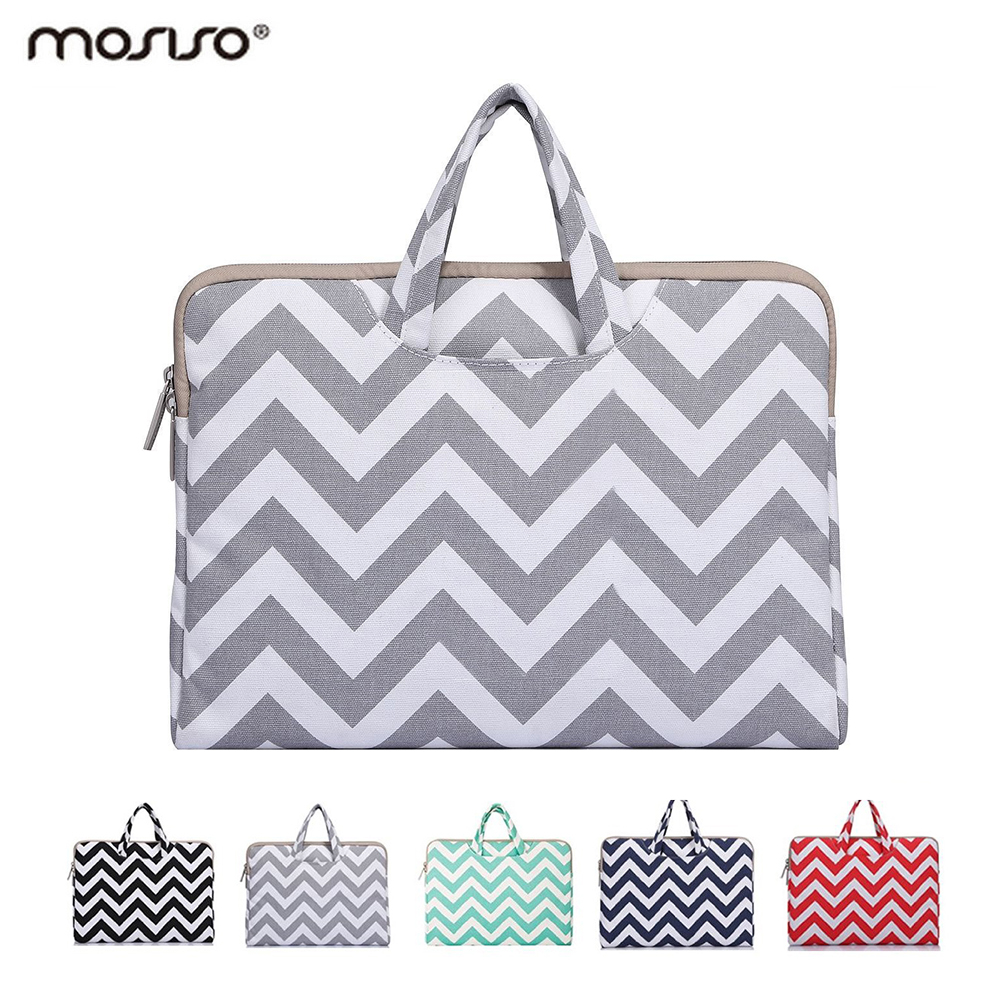 Mosiso Notebook Bag for Acer HP DELL 11.6 13.3 15.6 laptop Carry Case for Macbook 12 Air Pro 13 15 inch Women Men