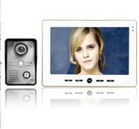 10 Inch Water proof Intercom Video Door Phone