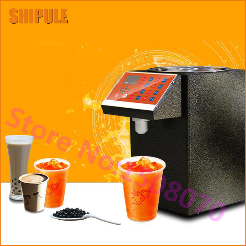 On Promotion Milk Tea Automatic Quantitative Machine Fructose Electric Fructose Syrup Dispenser For Sale