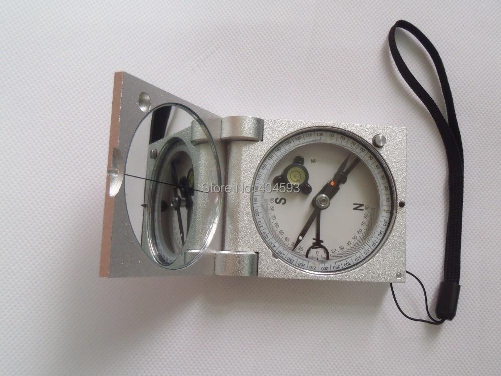 Harbin Slim-Line Pocket Transit H-DQL-2A/DQL-2A/DQL2A Geological Compass