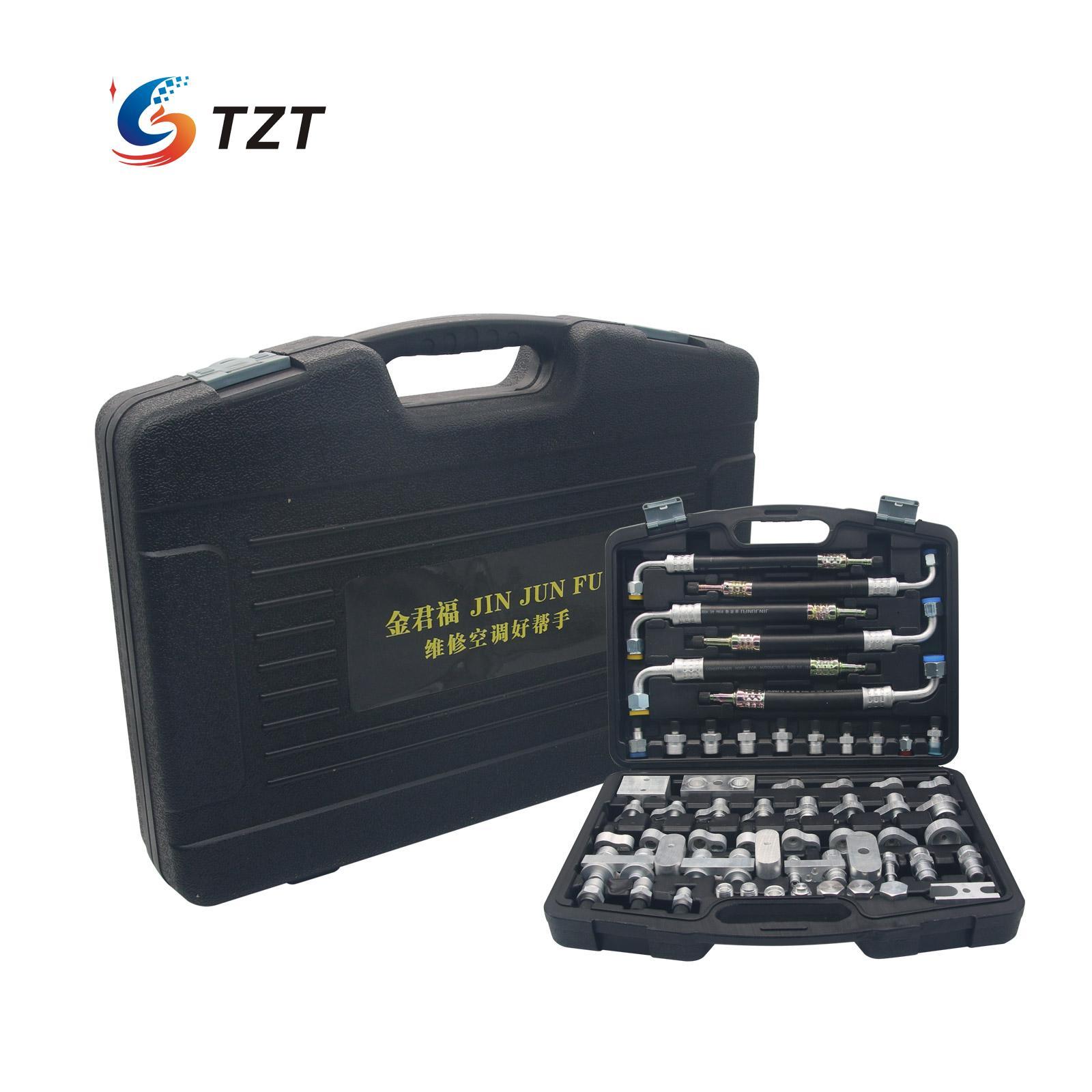 Air Conditioning Leak Detector Detection Tools Auto Repair Tool for Car Truck Black недорого