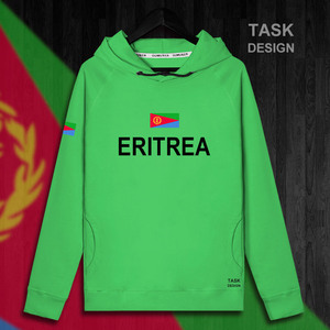 Image 3 - سترة رياضية رجالي بغطاء للرأس من إريتريا إريتري إيه بغطاء للرأس بلوفر رجالي بغطاء للرأس ملابس خروج جديدة ملابس رياضية بذلة رياضية علم الأمة