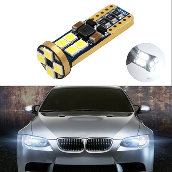 BOAOSI 1x T10 W5W LED Wedge Light Marker Lamps Bulb For BMW E46 E39 E91 E92 E93 E28 E61 F11 E63 E64 E84 E83 F25 E70 E53 E71 E60 image