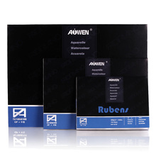 送料無料ルーベンス32 k fabiano耐久性のある高品質水彩紙12ページ19*14センチ100%コットンパルプ