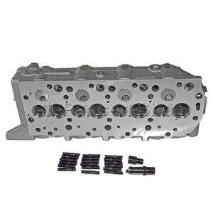 Image 4 - AP01 Culata de motor, tapa de cilindros para Mitsubishi L200 K74, MD303750, MD307718, MD348983, MD354559, MR984455, para Shogun Sport K94 2,5TD, nuevo