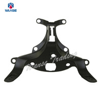 Motorcycle Parts Front Nose Upper Fairing Cowling Headlight Support Bracket Stay Holder For 2007 2008 YAMAHA YZFR1 YZF R1 RN19