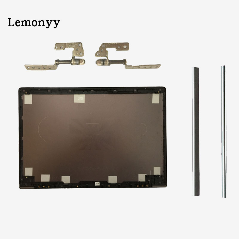 New Without touch screen LCD Back Cover/LCD hinges/LCD hinges cover for ASUS UX303L UX303 UX303LA UX303LN gzeele new laptop lcd hinges bracket for lenovo ideapad u530 touch u530t for touch screen back cover hinges axis holder hinges