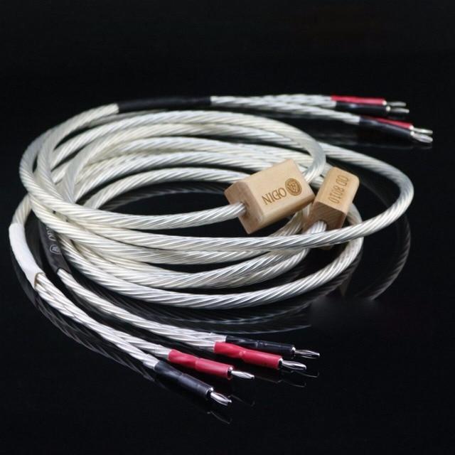 3M Nordost Odin Speaker Biwire speaker cable hifi audio loudspeaker ...