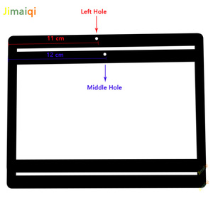 For 10.1'' inch Dexp Ursus N210 Tablet PC Front Outter Touch Screen Panel Digitizer Sensor Glass Replacement Phablet Multitouch(China)