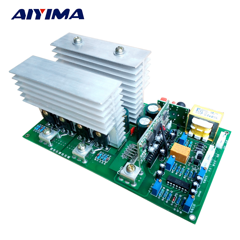 1pc Pure sine wave frequency inverter power board 12V24V36V48V60V high-power цена и фото