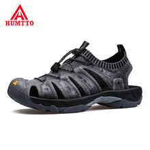 69720a5f262d Summer New Men Sandals 2019 Best Selling Man Outdoor Casual Beach Shoes  High Quality Fashion Elastic