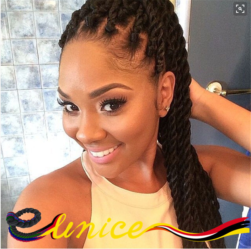 Individual Braids With Human Hair | Find your Perfect Hair ...