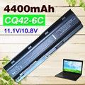 Bateria para hp mu06 mu09 cq32 presario cq56 cq72 cq42 cq43 cq57 CQ42-100 CQ62 CQ43 PARA-300 Pavilhão g4 g6 g7 G32 G42 G56 G62 G72t