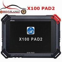 100 Original XTool X100 PAD2 Pro Wifi Bluetooth Auto Key Programmer X100 PAD 2 Pro With