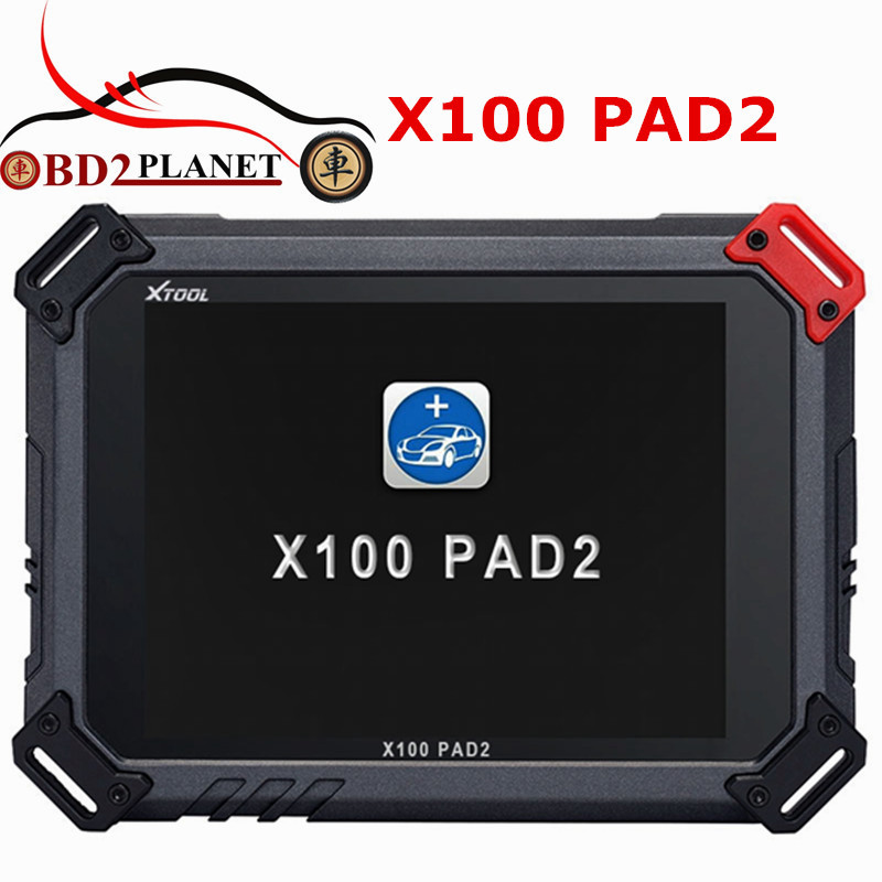 100% Original XTool X100 PAD2 Pro Wifi & Bluetooth Auto Key Programmer X100 PAD 2 Pro With Special Function Better Than X100 Pad