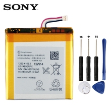 Original SONY Battery For ONY LT26 LT26w Xperia acro HD SO-03D LIS1489ERPC 1840mAh Authentic Phone Replacement Battery цены онлайн