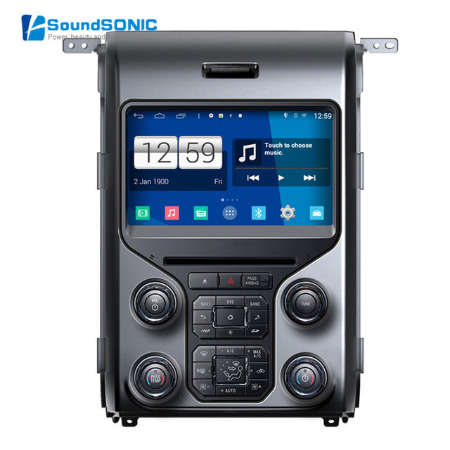 Android  For Ford F   Auto Car Radio Stereo Dvd