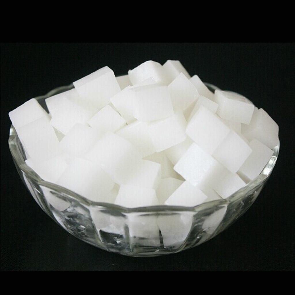1.5 kg pur blanc fondant et Pour Base de savon bricolage savon fait à la main matières premières de fabrication-100% Base de savon organique