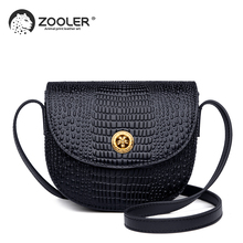 ZOOLER brand 2019 new leather small shoulder bag for mobile phone leather clutch bag women messenger bags Sales#zf203 sales zooler 2017 new designed woman bag 100