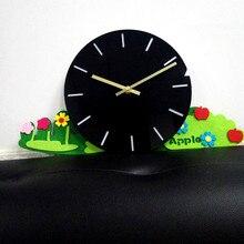 New Wall Clocks Fashion Clock DIY Acrylic Personality Environmentally Friendly Modern Design Decoration