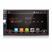 KLYDE 7 2 Din Universal NO DVD Android 8.1 8 core Android 7.1 quad core GPS BT ATV RDS AUX IN Car Radio joyous 1 6g dual core android 4 2 capacitive screen car dvd w radio gps rds bt wifi 3g