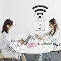 2016 Mais Novo C200 24 V POE Alimentado Parede Sem Fio Wi-fi para Repetidor AP Router Para Home Hotel frete grátis