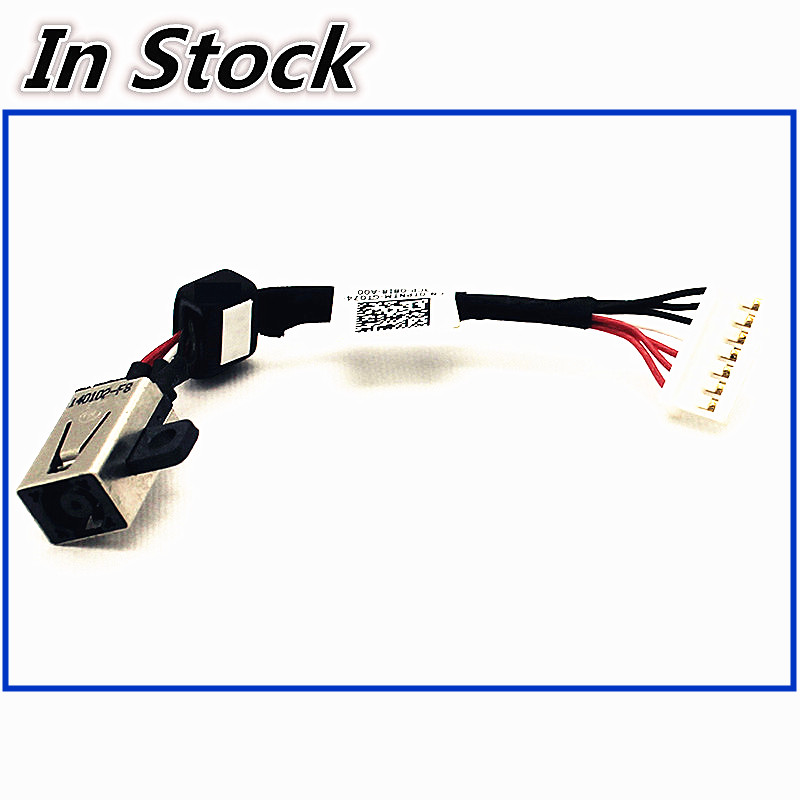 Brand New LAPTOP DC Power Jack Charging Cable Wire Cord For Dell Precision M3800 XPS 15 9530 DC30100O800 9550 9560 5510 storage cable