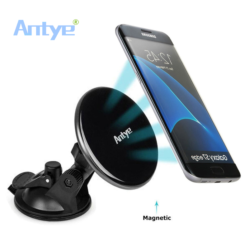 Magnetic Qi Wireless Car Charger for Samsung S7/S7 Edge/S6/S6 Edge/Google Nexus 4/5/6/Nokia Lumia 920/820 and Qi-enabled Device
