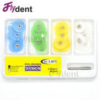 Finishing Dental Disc Dental Polishing Strips Mandrel Set Dental Supplies Resin Filling Material