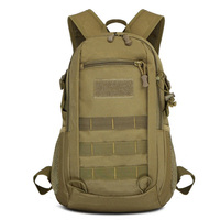 Factory Direct Men 15L Outdoor Mountaineering Package Travel Backpack Tactical Assault Pack Waterproof Student Bag