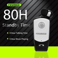 Cool Business Mini Earphone F960 Portable Wireless Earphones Stereo Earbuds Bluetooth Handfree Remind Vibration Wear Clip