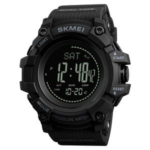 Image 1 - SKMEI Brand Mens Sports Watches Hours Pedometer Calories Digital Watch Altimeter Barometer Compass Thermometer Weather Men Watch