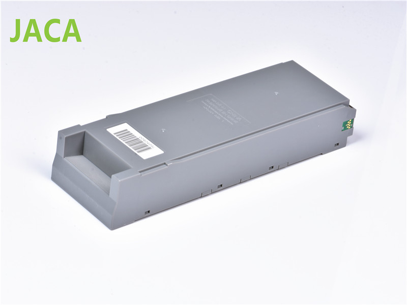 US $45 88 |Maintenacne Tank P8000 Waste Ink Tank For Epson P6000 P7000  P8000 P9000 wide format printer with one time use chip -in Printer Parts  from
