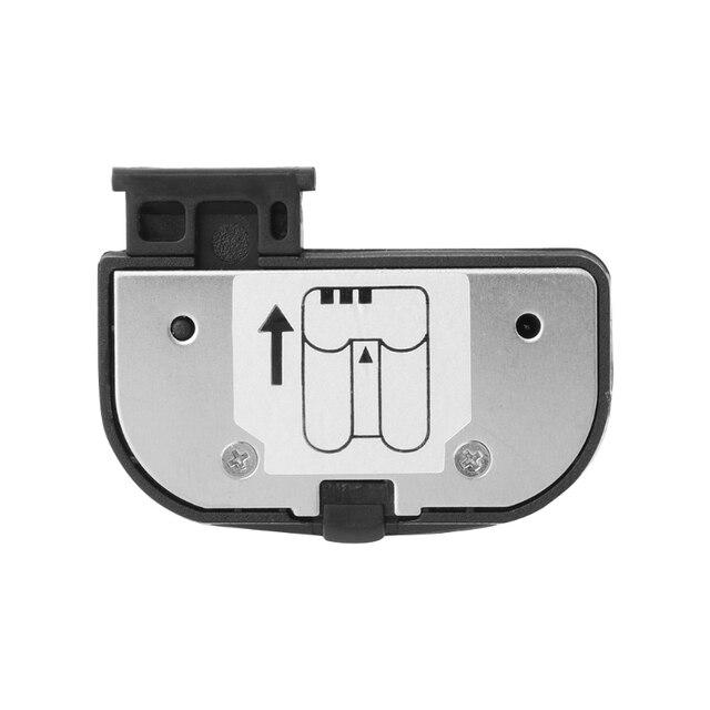 Cubierta de la tapa de la puerta de la batería para Nikon D7100 D600 D610 pieza de reparación de la cámara Digital