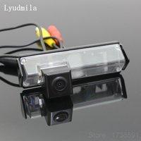 Lyudmila FOR Mitsubishi Pajero Sport / Pajero Dark 2008~2017 / HD CCD Back up Reverse Camera Parking Camera / Rear View Camera