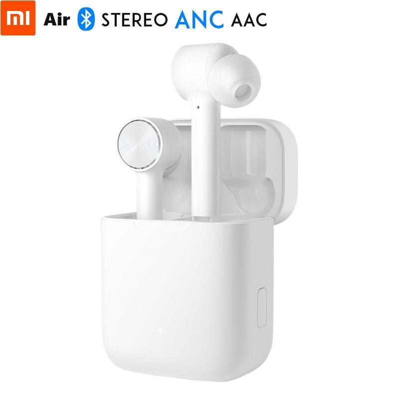 Original Xiaomi Air TWS ชุดหูฟังไร้สายบลูทูธสเตอริโอหูฟัง ANC สวิทช์ ENC HD หยุดอัตโนมัติควบคุม IPX4 กันน้ำ-ใน หูฟังบลูทูธและชุดหูฟัง จาก อุปกรณ์อิเล็กทรอนิกส์ บน AliExpress - 11.11_สิบเอ็ด สิบเอ็ดวันคนโสด 1