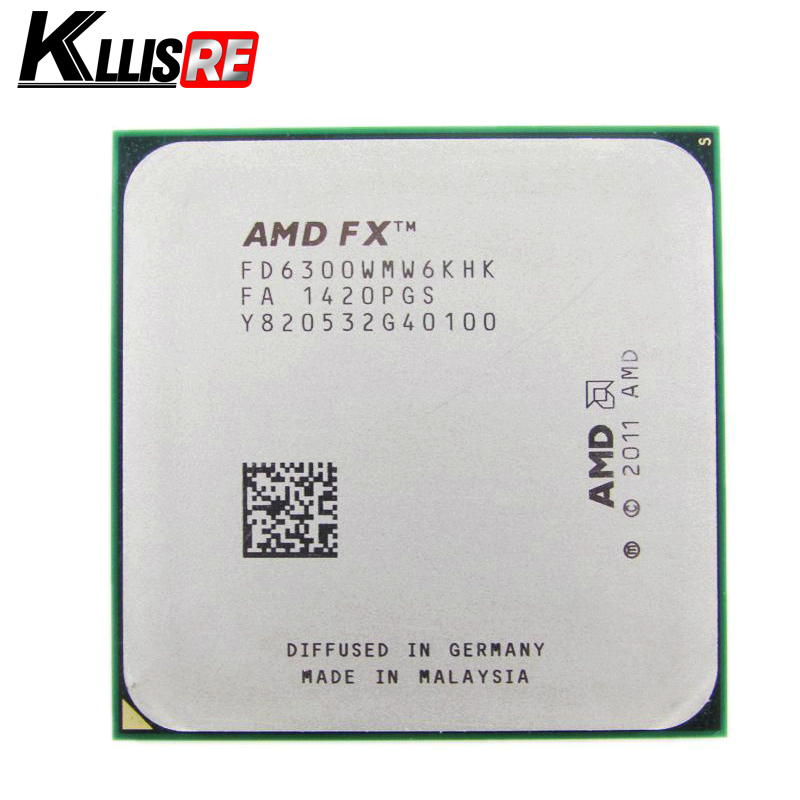 AMD FX 6300 AM3 3 5GHz 8MB processor FX serial Six Core CPU FX6300