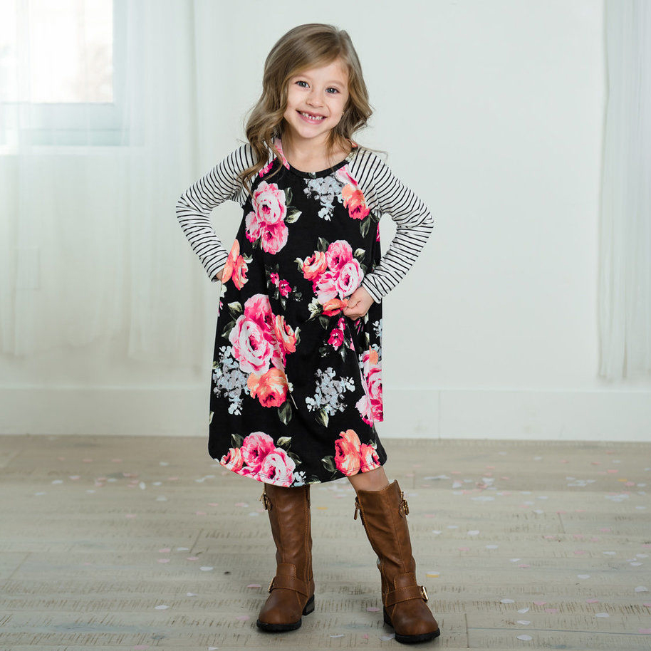 2 8t Mother And Daughter Dress Floral Matching Mom Girls