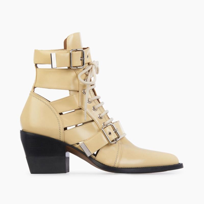 Véritable Chaussures Mode 2019 Femme Wetkiss noir Talons Apricot bleu Bout De Femmes Rome Dames blanc Apricot snake Cuir Printemps yellow En Bottes Pointu brown Haute Western xf7Cq0wvC