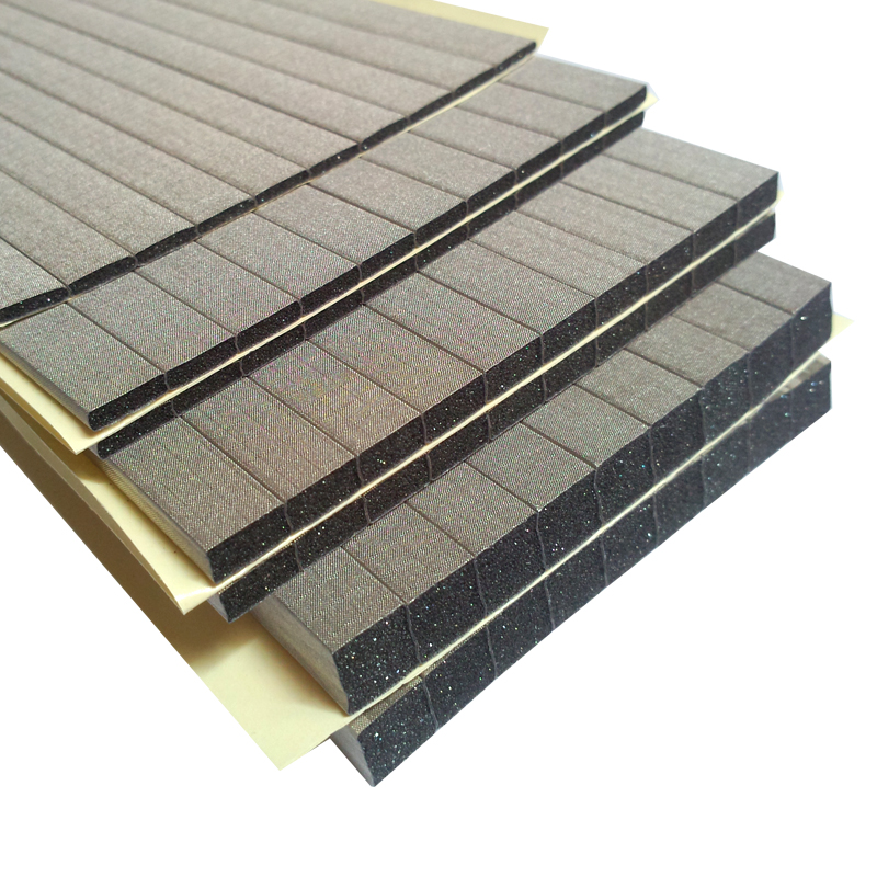 EMI EMC Shielding Foam GASKET Shield Adhesive Silver Cushion Sponge Rectangle