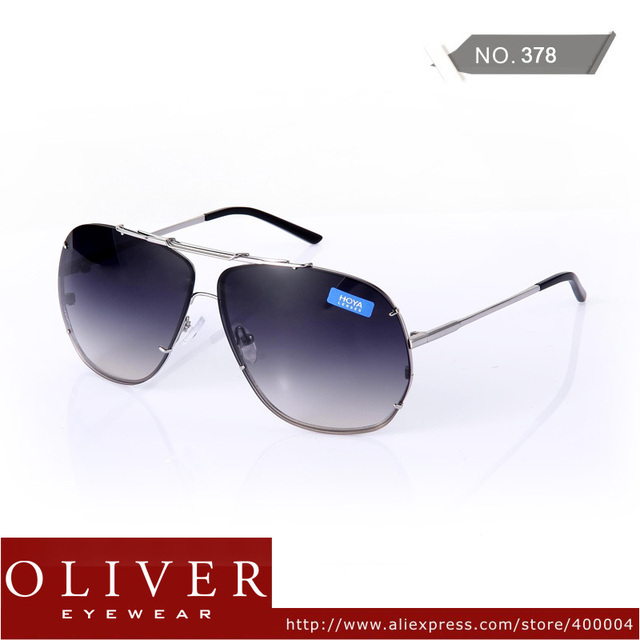 New Arrival!2013 Super Cool Unisex  Sunglasses Alloy Frame Gradient Aviator Sunglasses For Men And Women!Free Shipping!