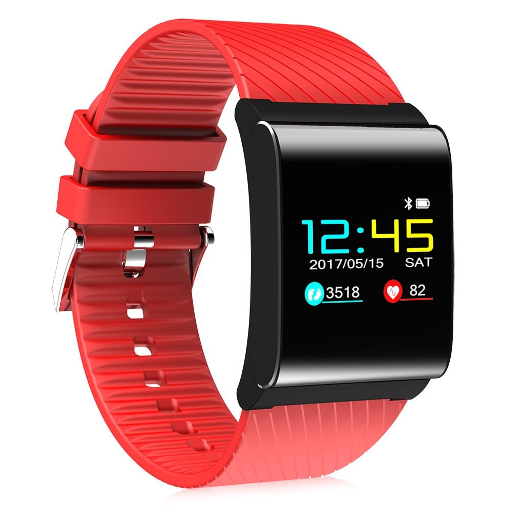 YENİ Smart saat Bluetooth rəqəmsal saat İstənilən vaxt və g - Kişi saatları