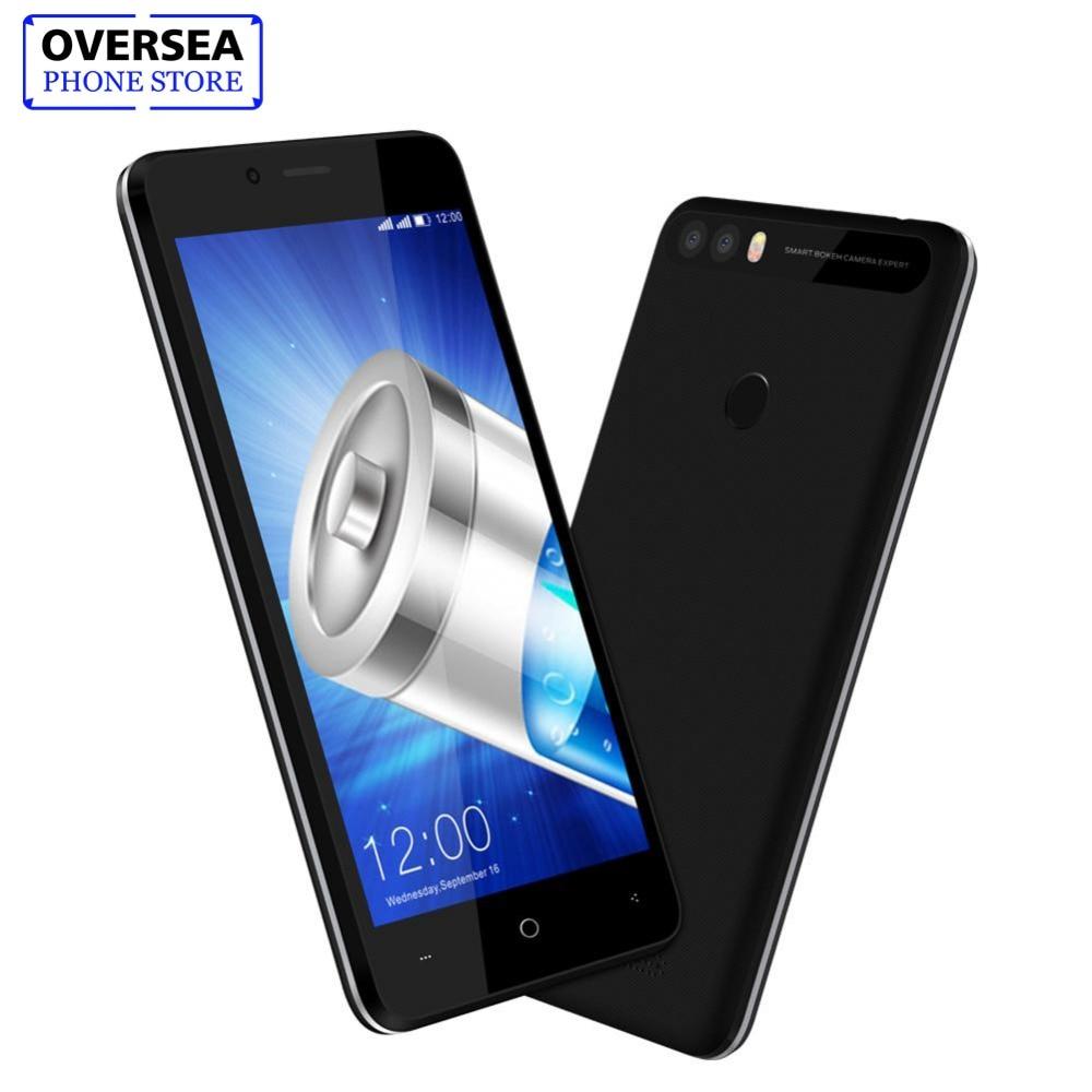 Leagoo MT6580A Kiicaa Poder 4000 mah Mobile Phone 5.0 ''HD Quad Core Android 7.0 gb RAM 16 2 gb ROM 8.0MP Dual Câmera Traseira