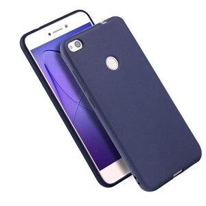 Матовый Силиконовый мягкий ТПУ чехол для Huawei P8 lite 2017 P9 P10 P20 P30 P40 Lite P30 Pro Honor 6A 6X 7X 8 8X 9 Mate 10 20 lite