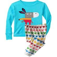 kids Pajamas Sets Dinosaur pattern